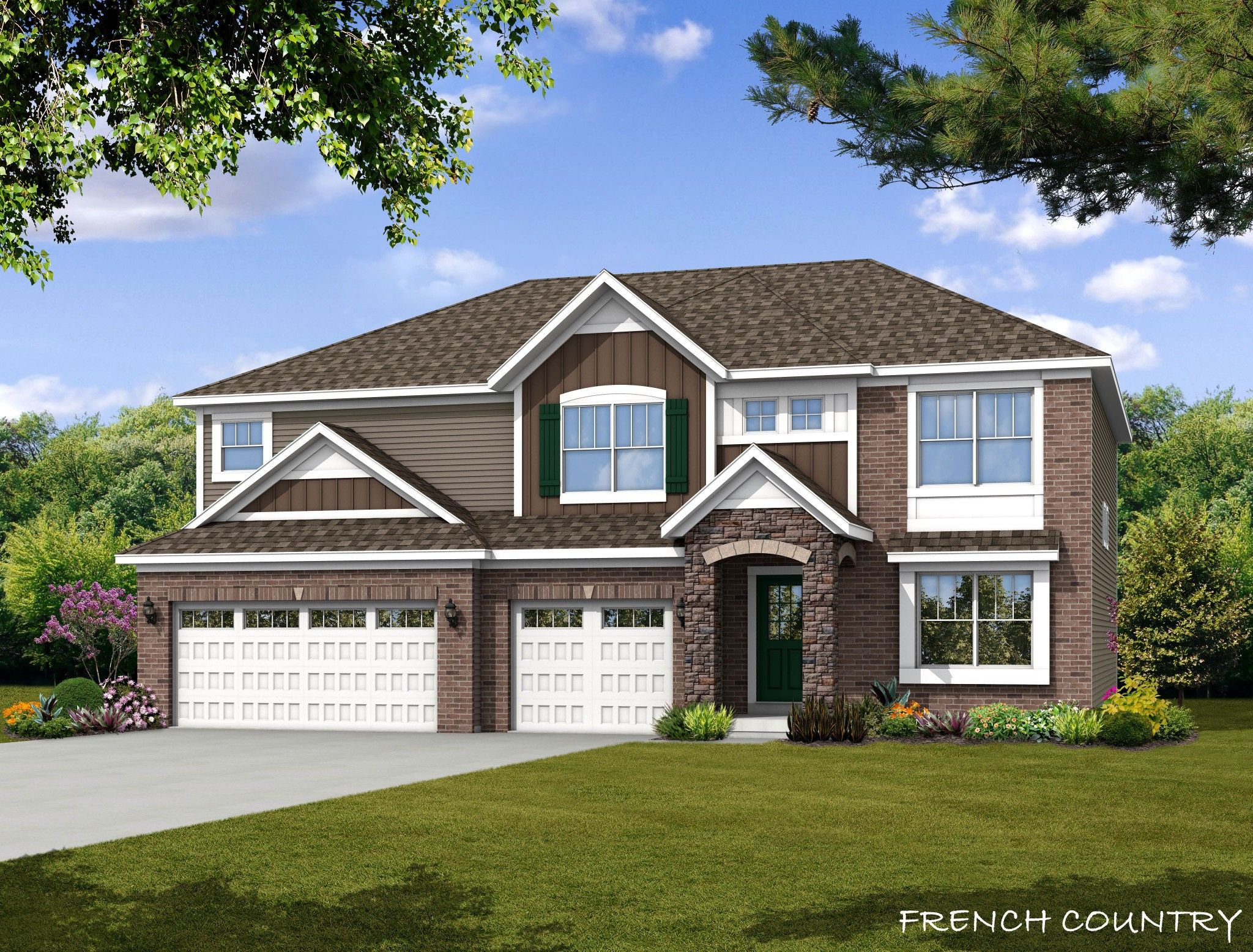 'Drakes Pointe' by Olthof Homes in Fort Wayne