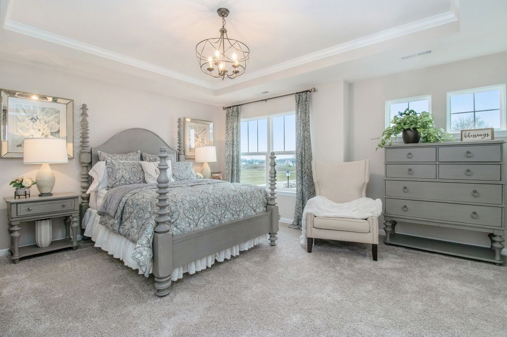 Bedroom featured in the Sonoma By Olthof Homes in Indianapolis, IN