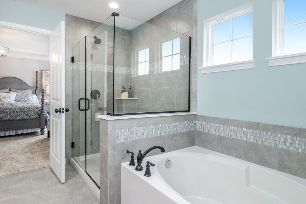 Bathroom featured in the Sonoma By Olthof Homes in Indianapolis, IN