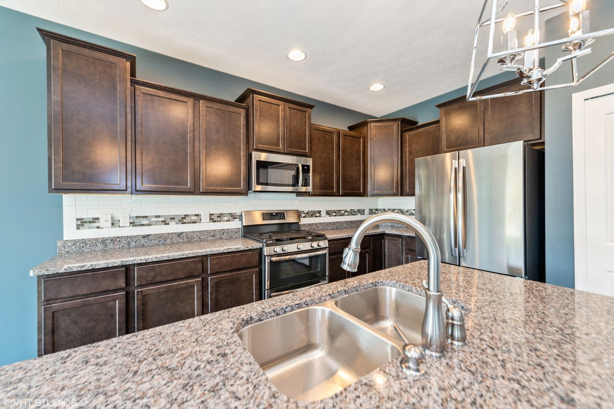 Kitchen featured in the Huntington By Olthof Homes in Fort Wayne, IN