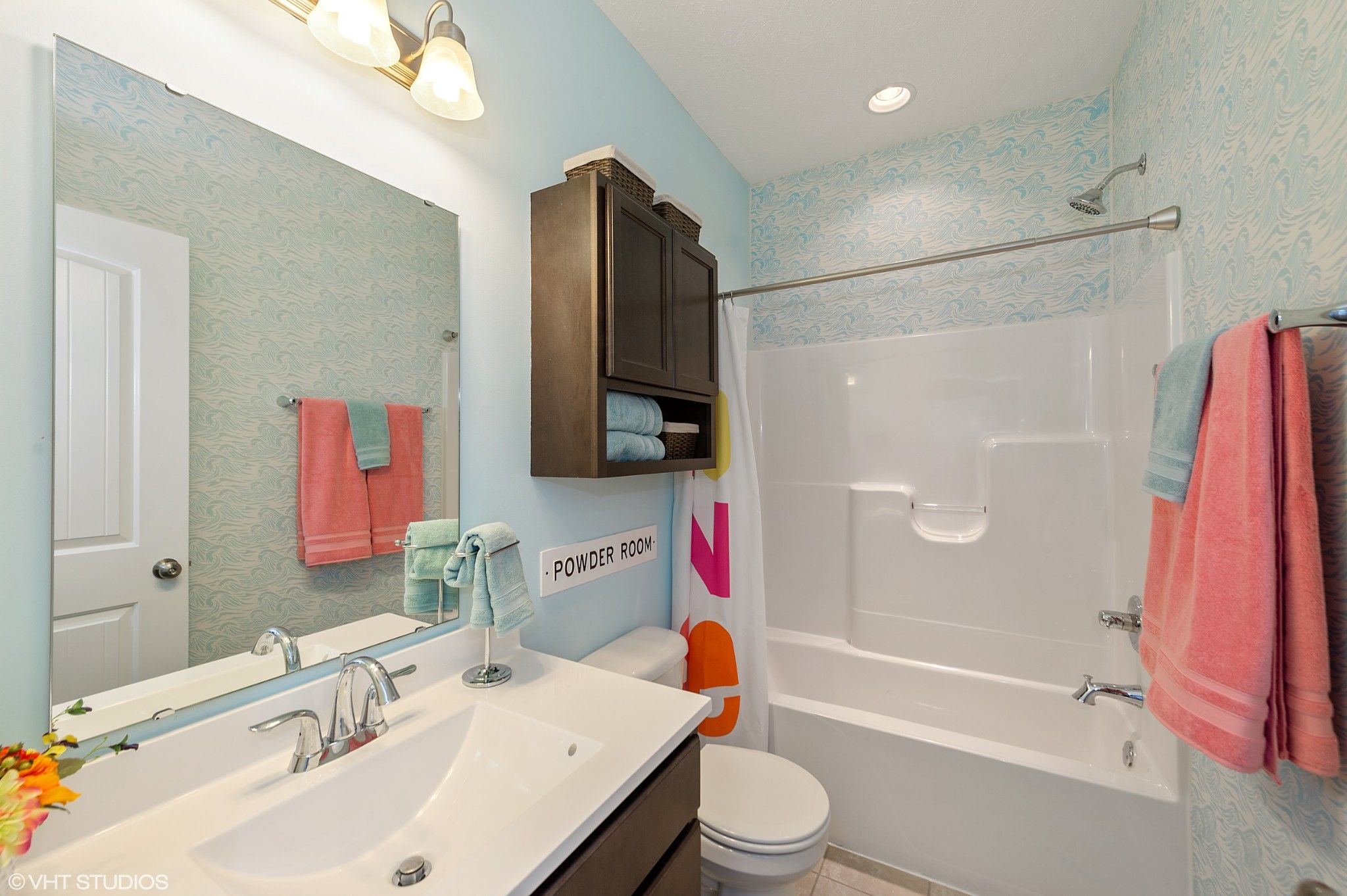 Bathroom featured in the Huntington By Olthof Homes in Fort Wayne, IN