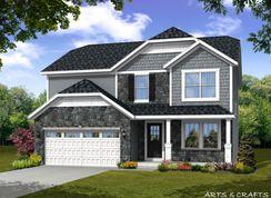 Dover - Cadence: Brownsburg, Indiana - Olthof Homes