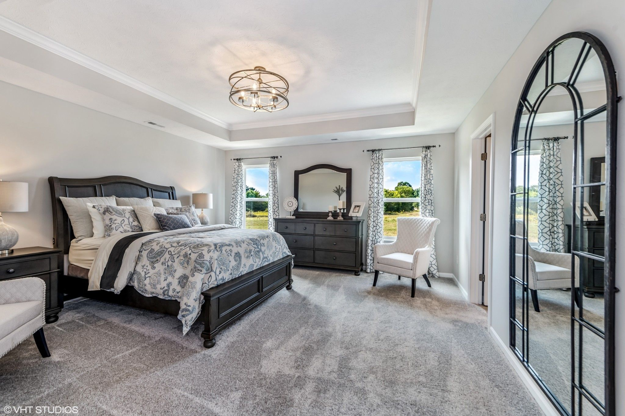 Bedroom featured in the Dover By Olthof Homes in Fort Wayne, IN
