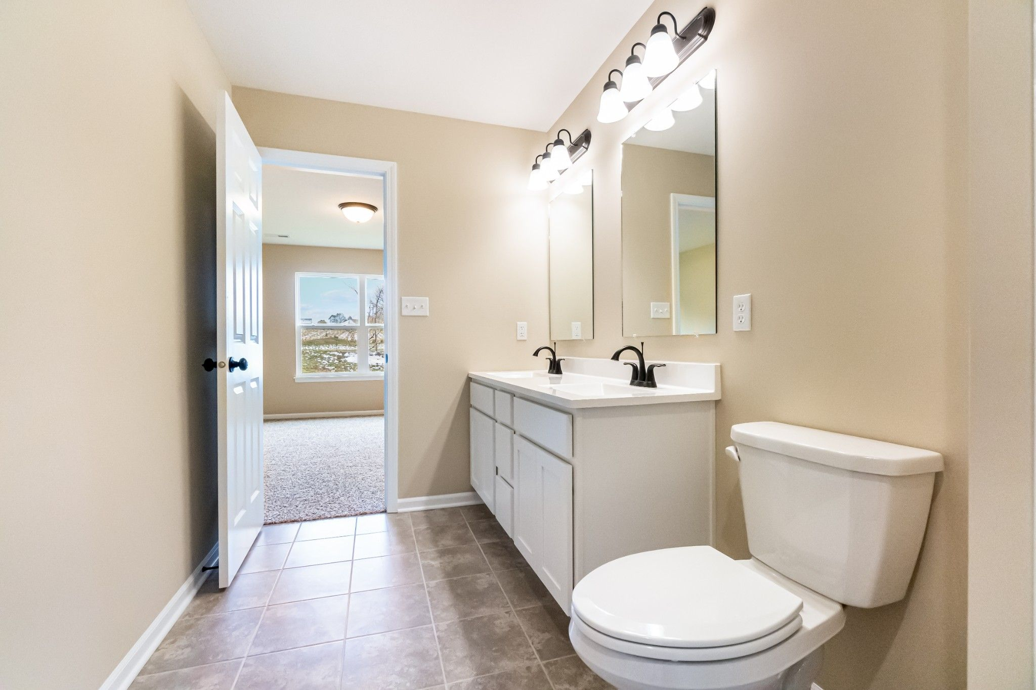 Bathroom featured in the Brighton By Olthof Homes in Gary, IN