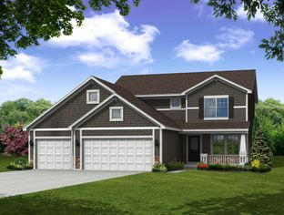 Riverton - Emerald Crossing: Dyer, Indiana - Olthof Homes