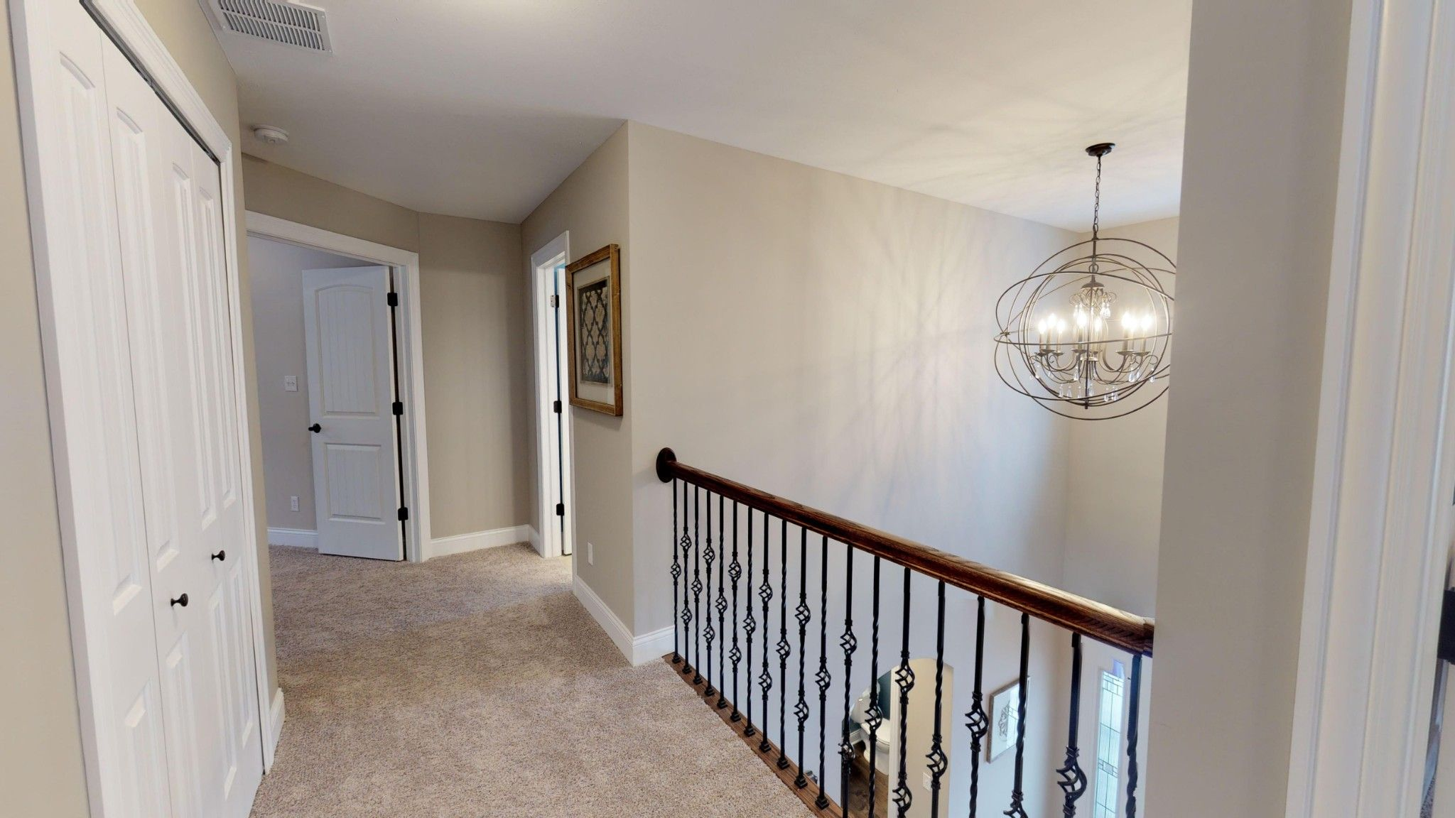 Living Area featured in the Cordera By Olthof Homes in Gary, IN