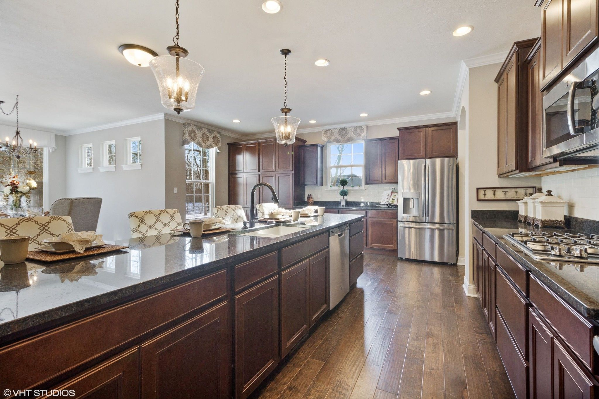 Kitchen featured in the Cordera By Olthof Homes in Gary, IN