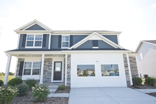 Baymont - Ashford Place: Plainfield, Illinois - Olthof Homes