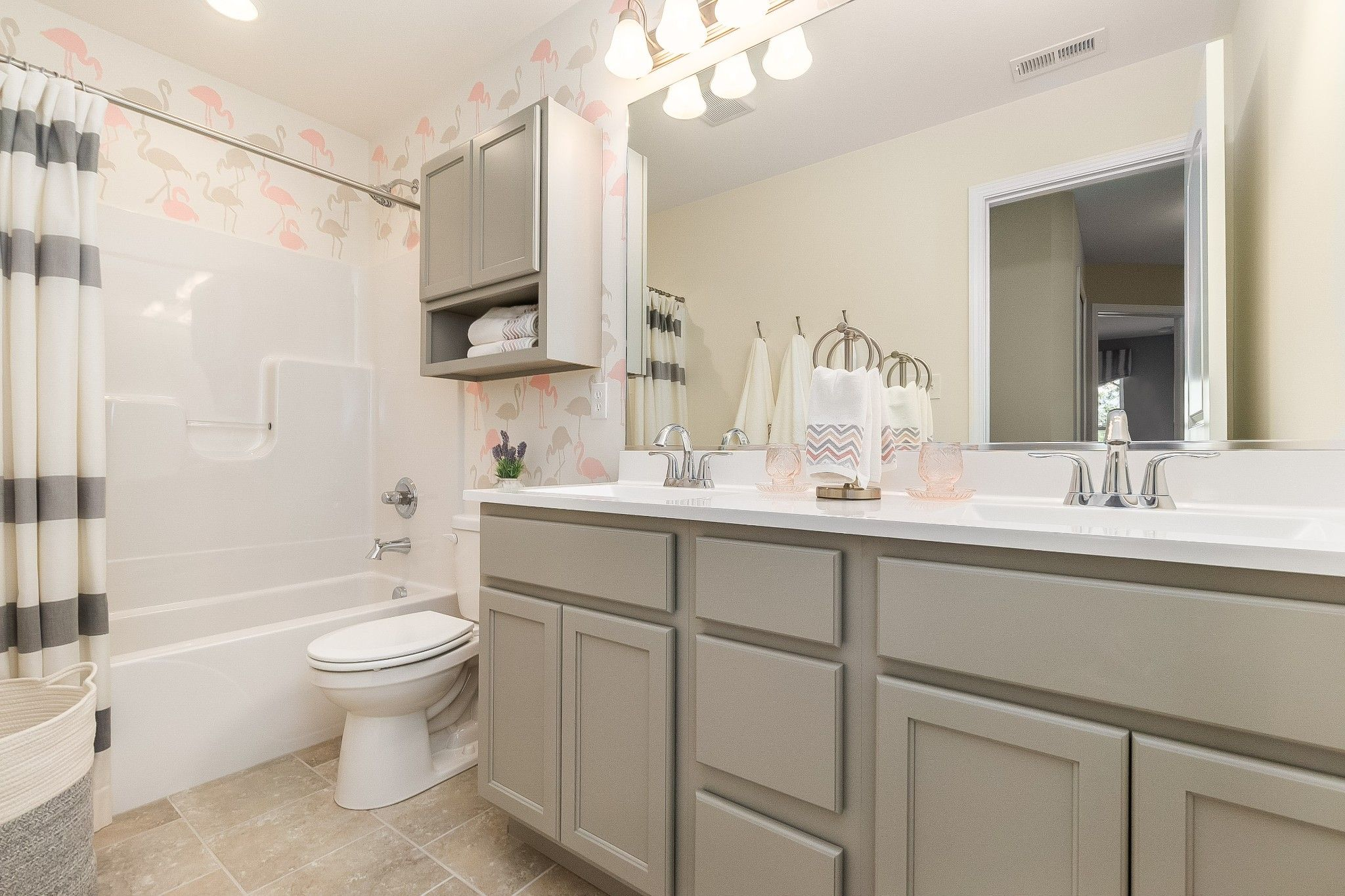 Bathroom featured in the Sedona By Olthof Homes in Indianapolis, IN