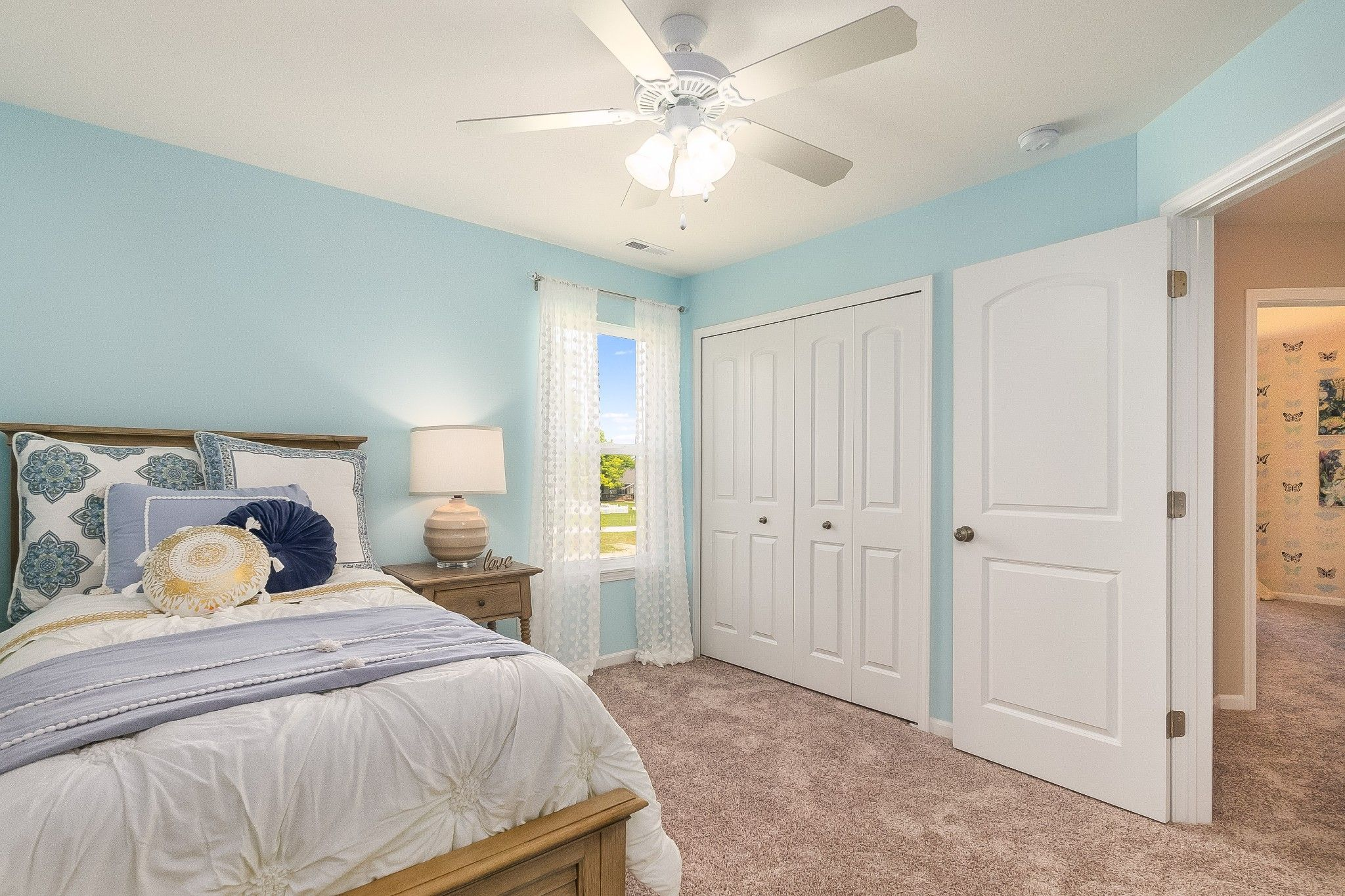 Bedroom featured in the Sedona By Olthof Homes in Indianapolis, IN