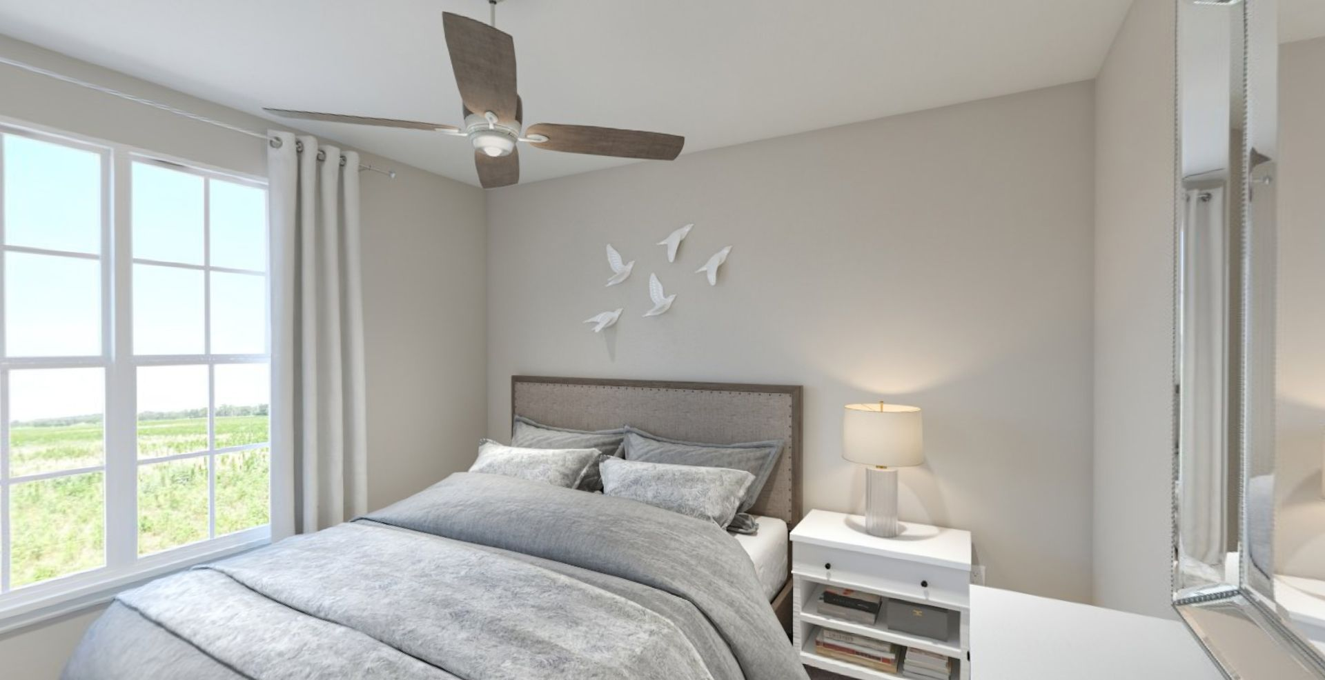 Bedroom featured in the Sonata By Olthof Homes in Indianapolis, IN