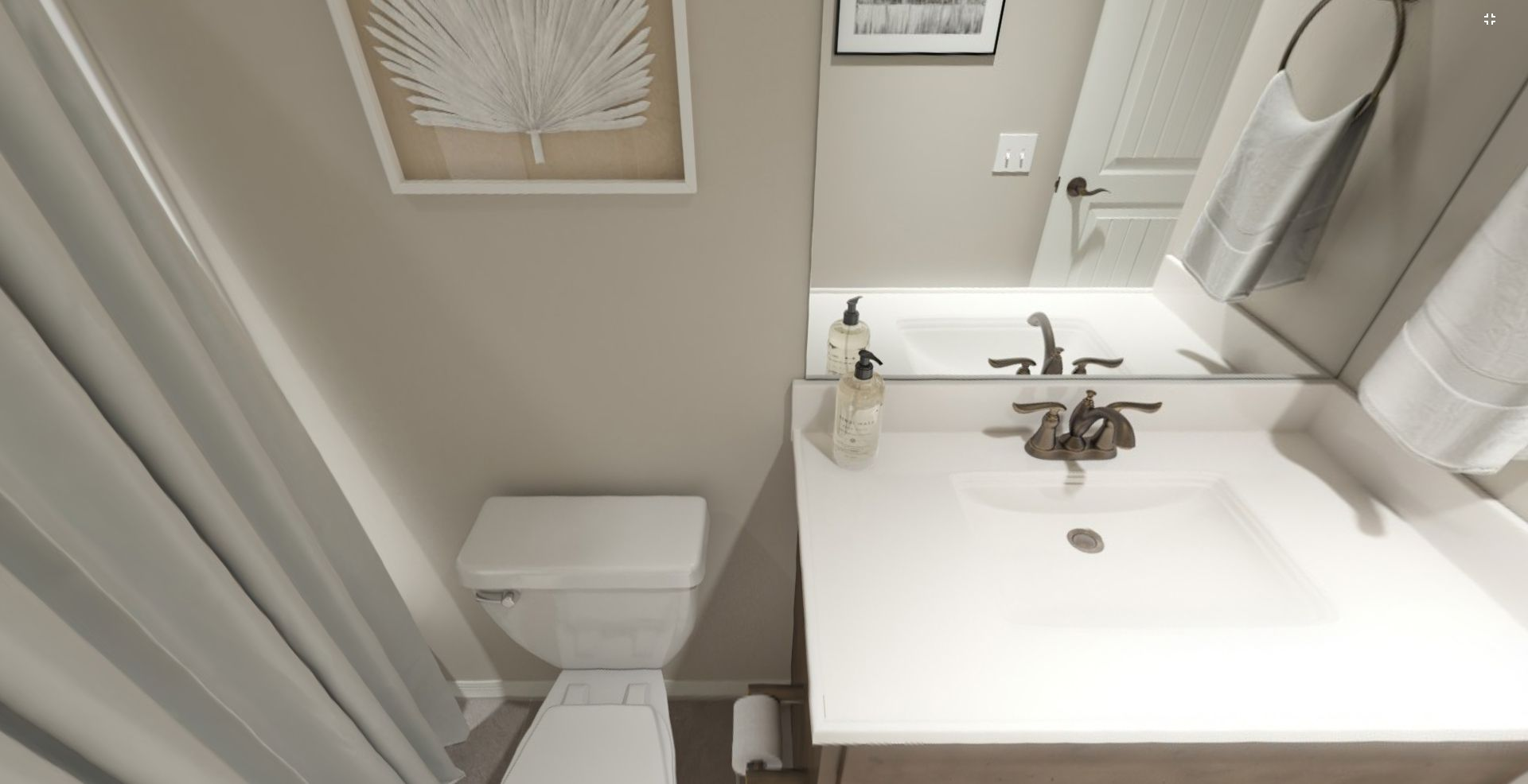 Bathroom featured in the Cadenza By Olthof Homes in Indianapolis, IN
