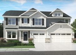 Willow - Lindley Run: Westfield, Indiana - Olthof Homes