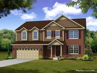 Reunion - Cadence: Brownsburg, Indiana - Olthof Homes