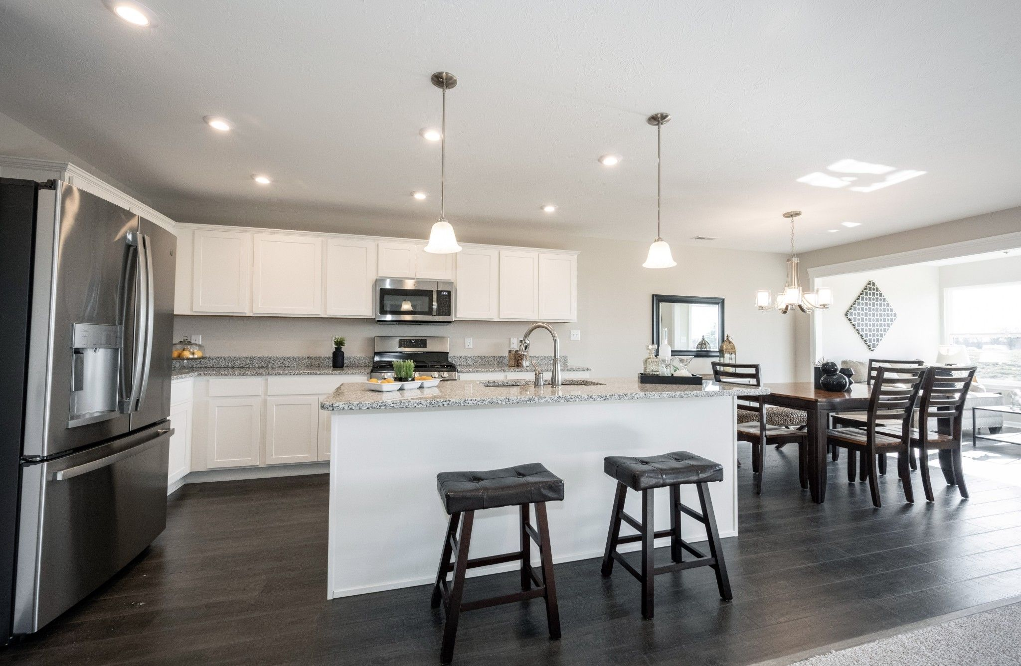 Kitchen featured in the Laine By Olthof Homes in Indianapolis, IN