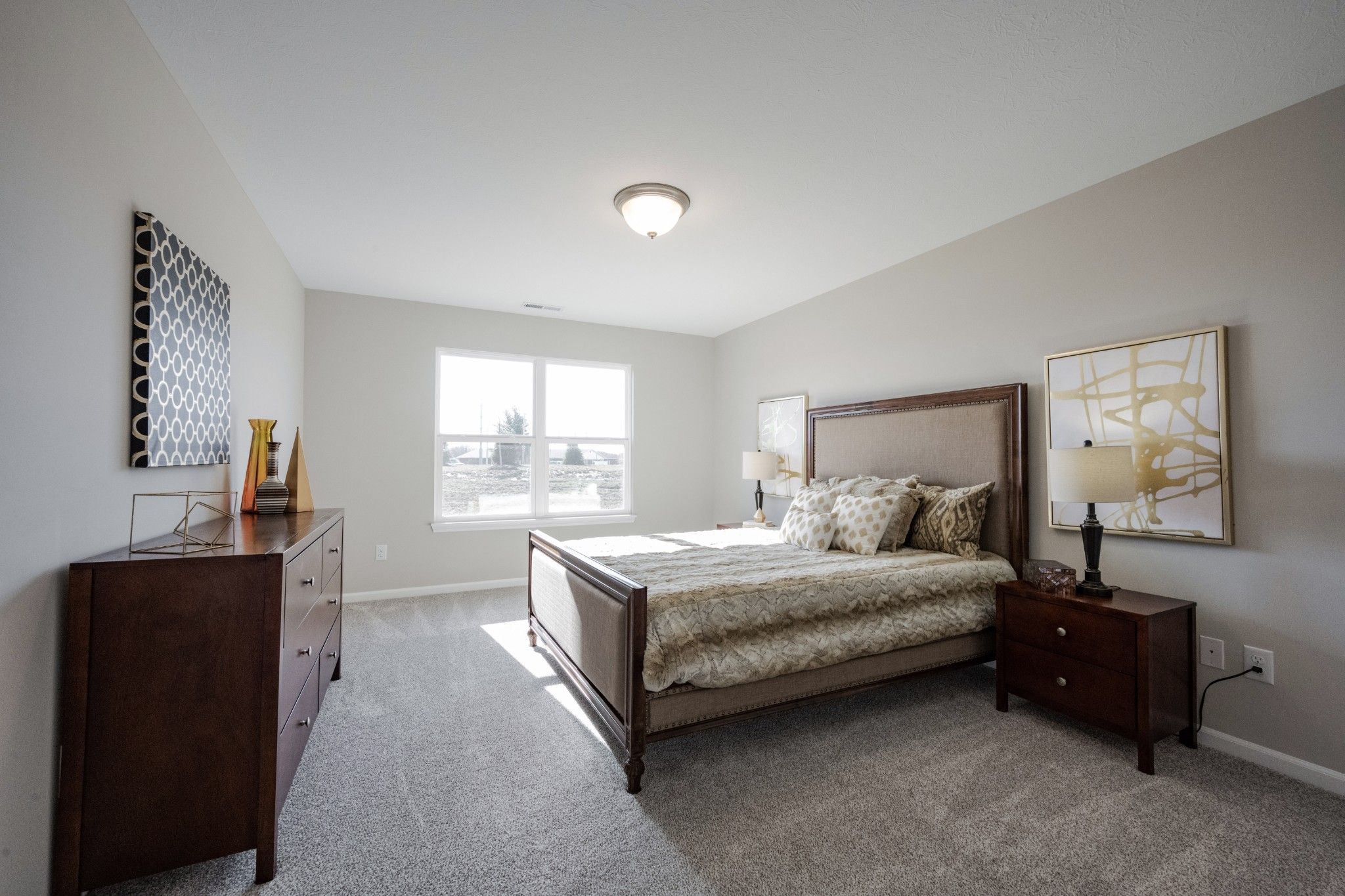 Bedroom featured in the Laine By Olthof Homes in Indianapolis, IN