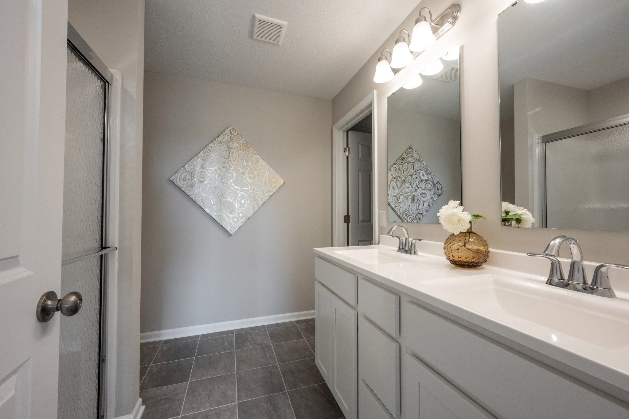 Bathroom featured in the Laine By Olthof Homes in Indianapolis, IN