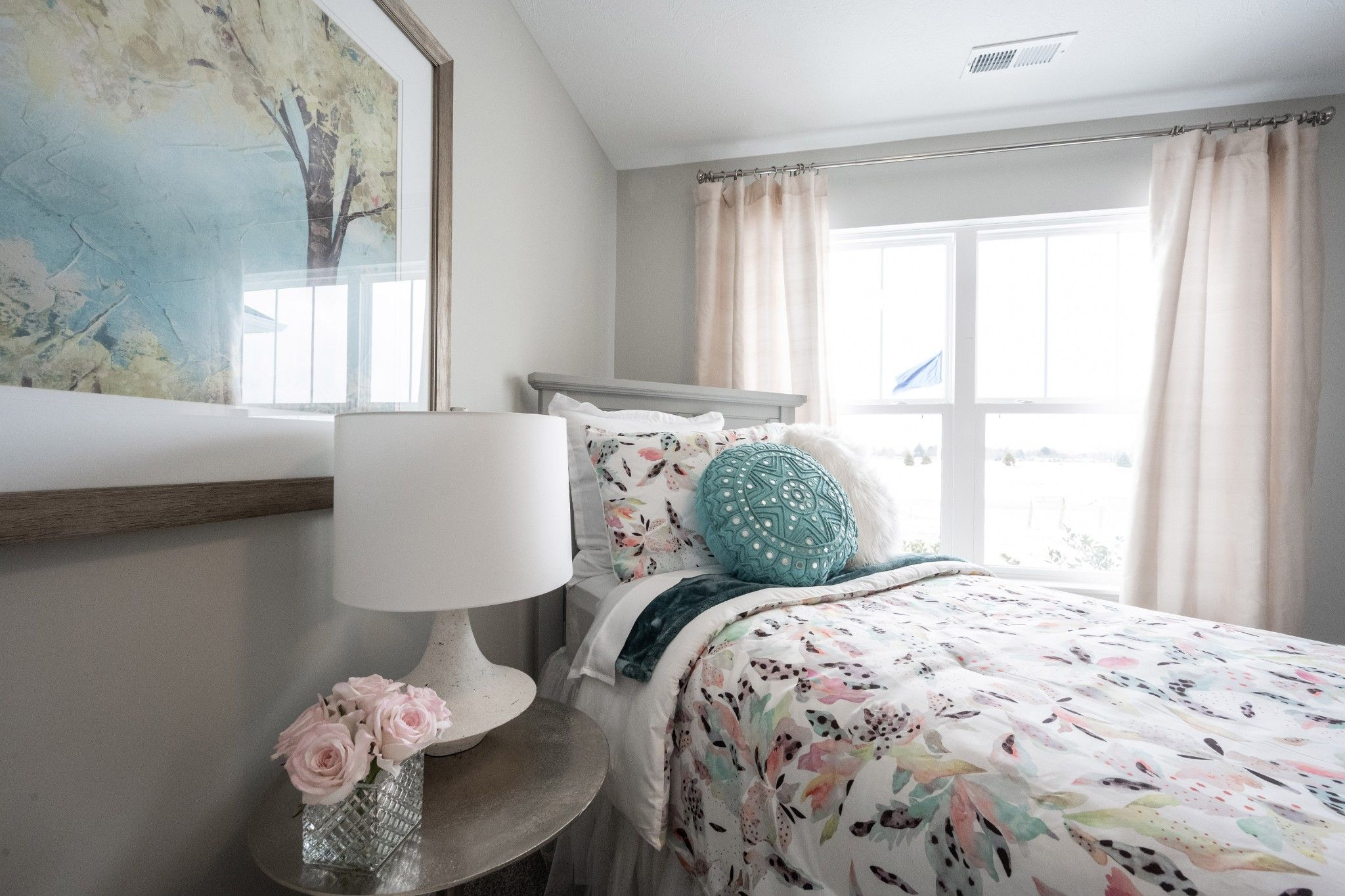Bedroom featured in the Keaton By Olthof Homes in Indianapolis, IN
