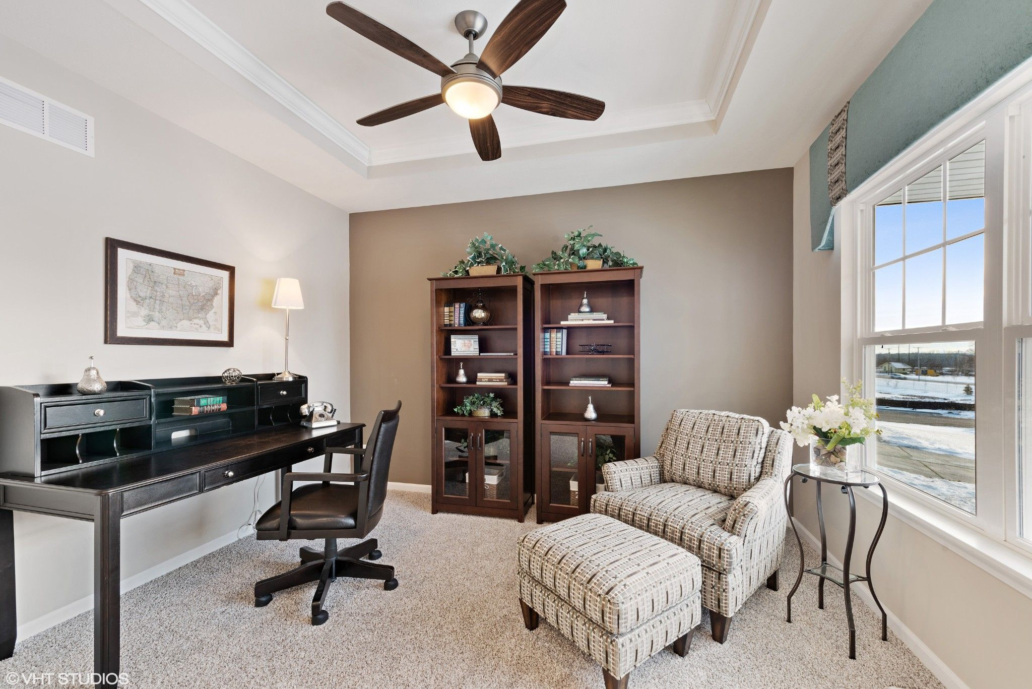Living Area featured in the Linden By Olthof Homes in Indianapolis, IN