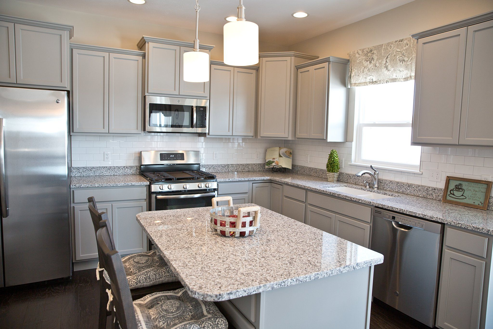 Kitchen featured in the Linden By Olthof Homes in Indianapolis, IN