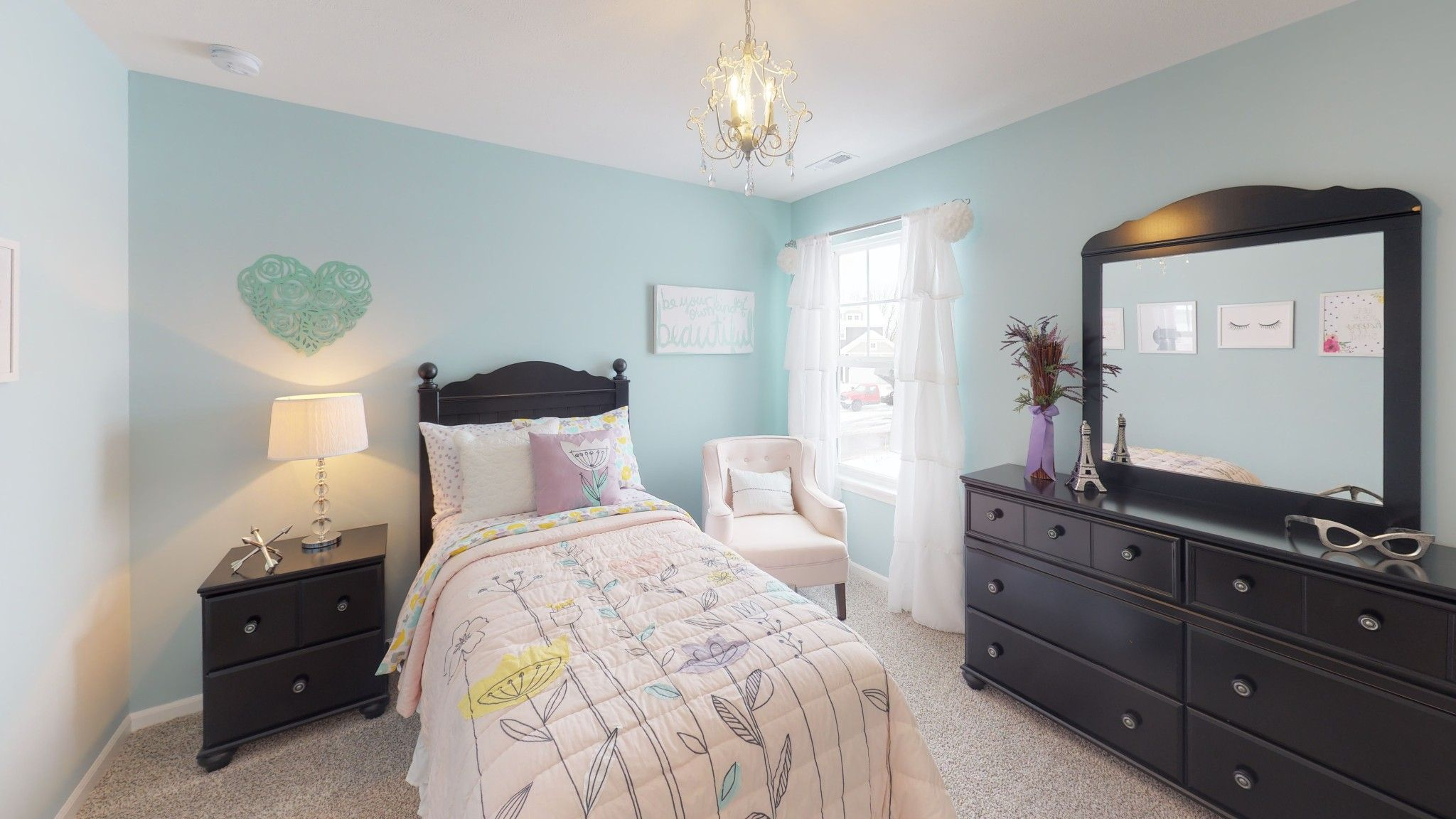 Bedroom featured in the Linden By Olthof Homes in Indianapolis, IN