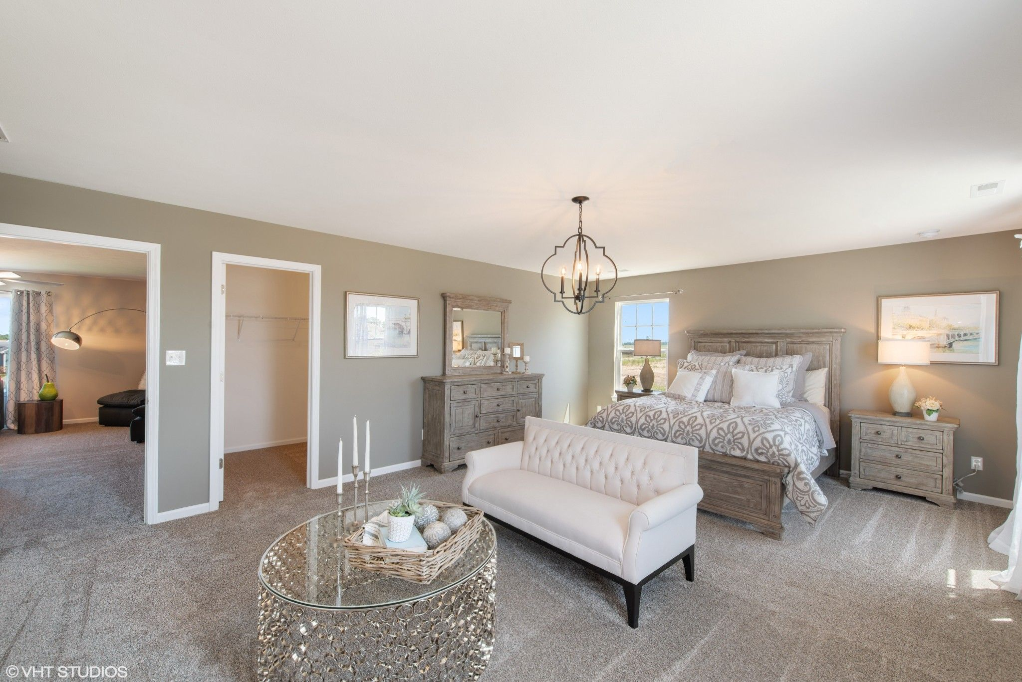 Bedroom featured in the Carson By Olthof Homes in Gary, IN