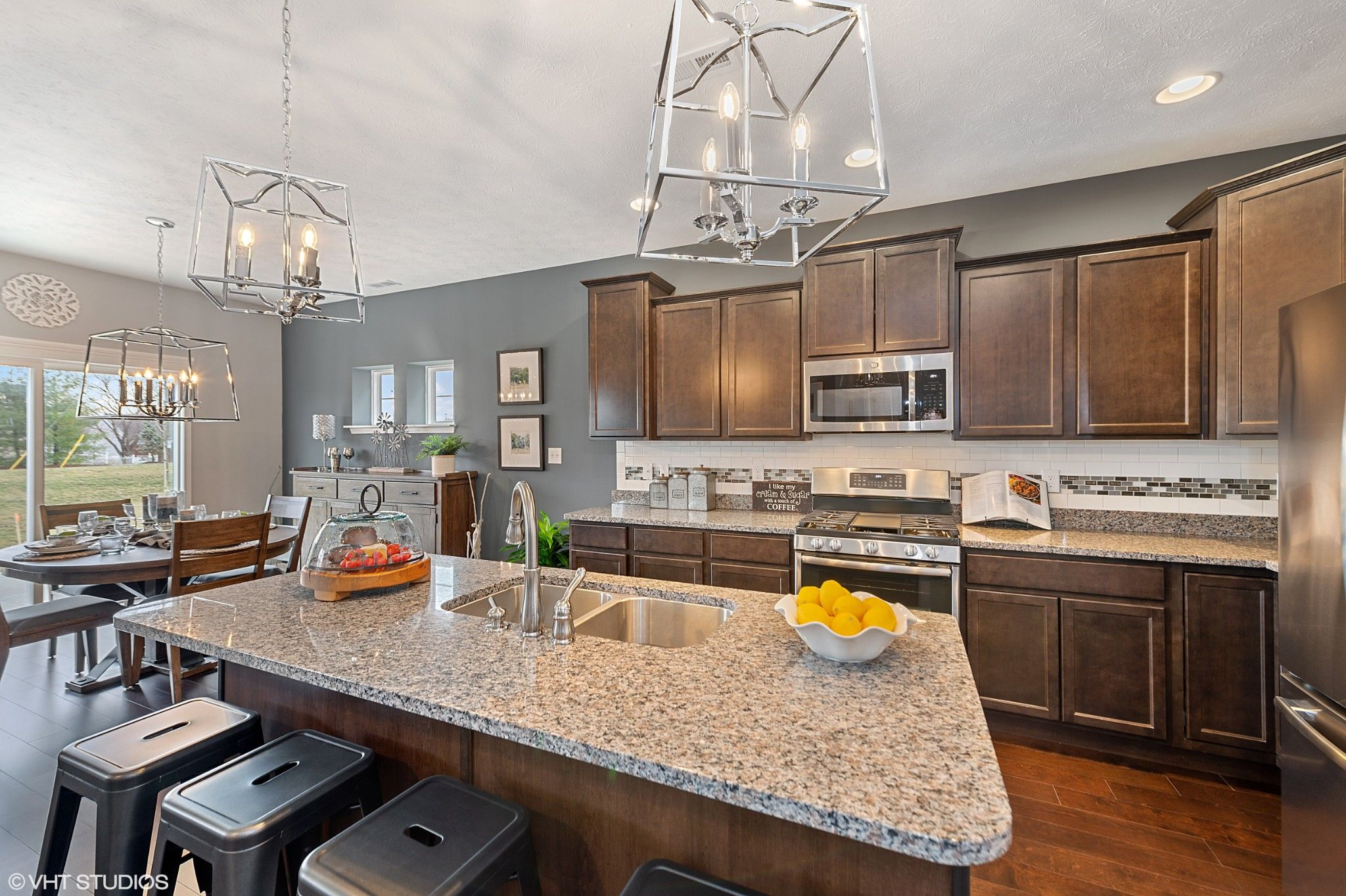 Kitchen featured in the Hudson By Olthof Homes in Indianapolis, IN