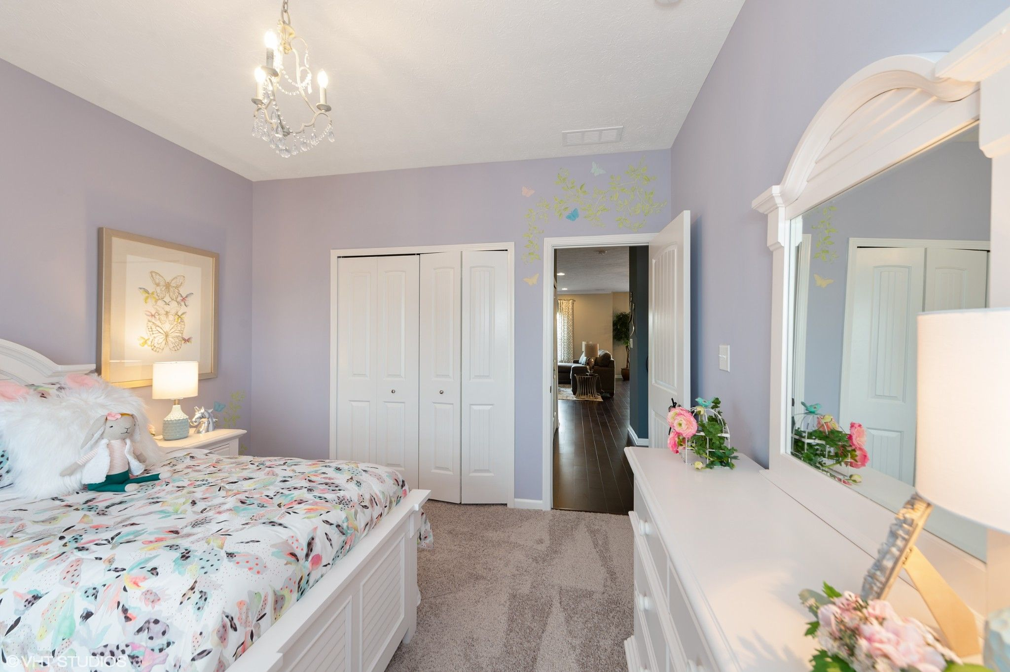 Bedroom featured in the Hudson By Olthof Homes in Indianapolis, IN