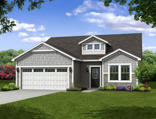 Milan - Birchwood Farms: Cedar Lake, Illinois - Olthof Homes