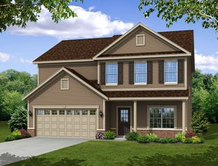 Dover - Waterman Crossing: Noblesville, Indiana - Olthof Homes