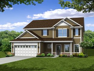 Sonoma - Waterman Crossing: Noblesville, Indiana - Olthof Homes