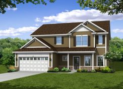 12361 Wright Court - Waterman Crossing: Noblesville, Indiana - Olthof Homes