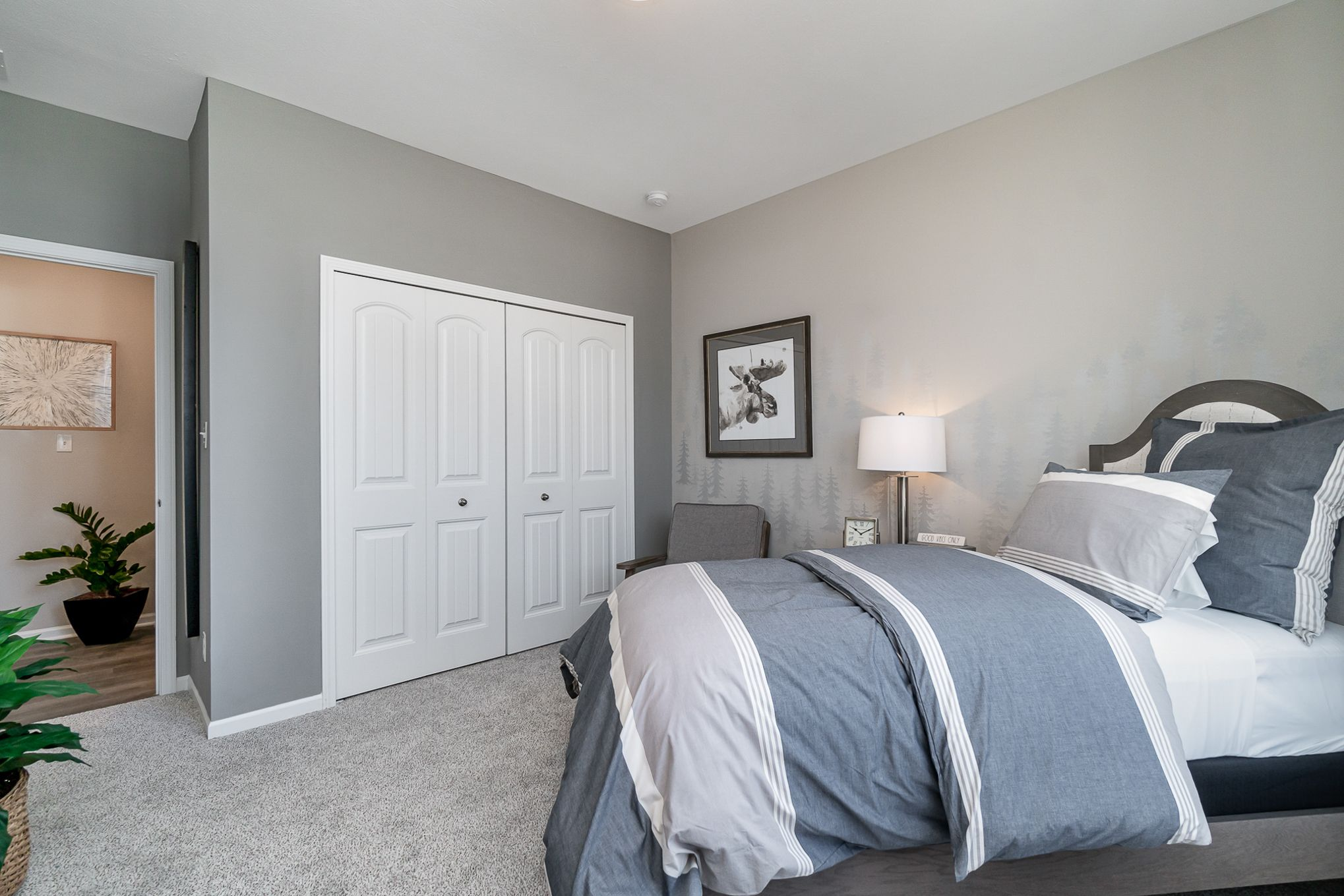 Bedroom featured in the Harmony By Olthof Homes in Indianapolis, IN