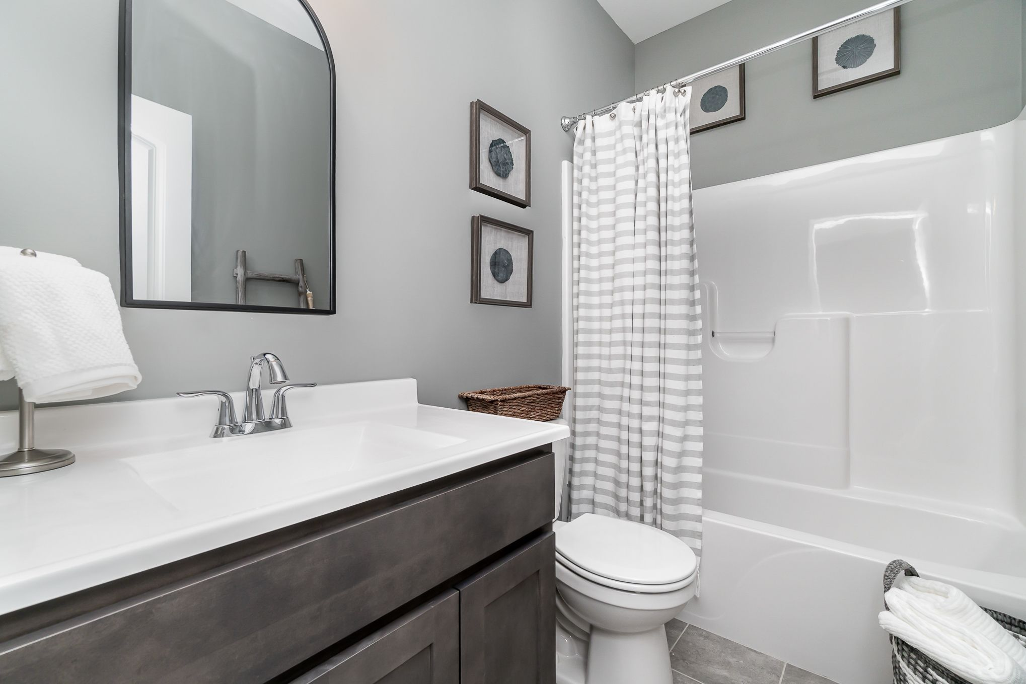 Bathroom featured in the Harmony By Olthof Homes in Indianapolis, IN