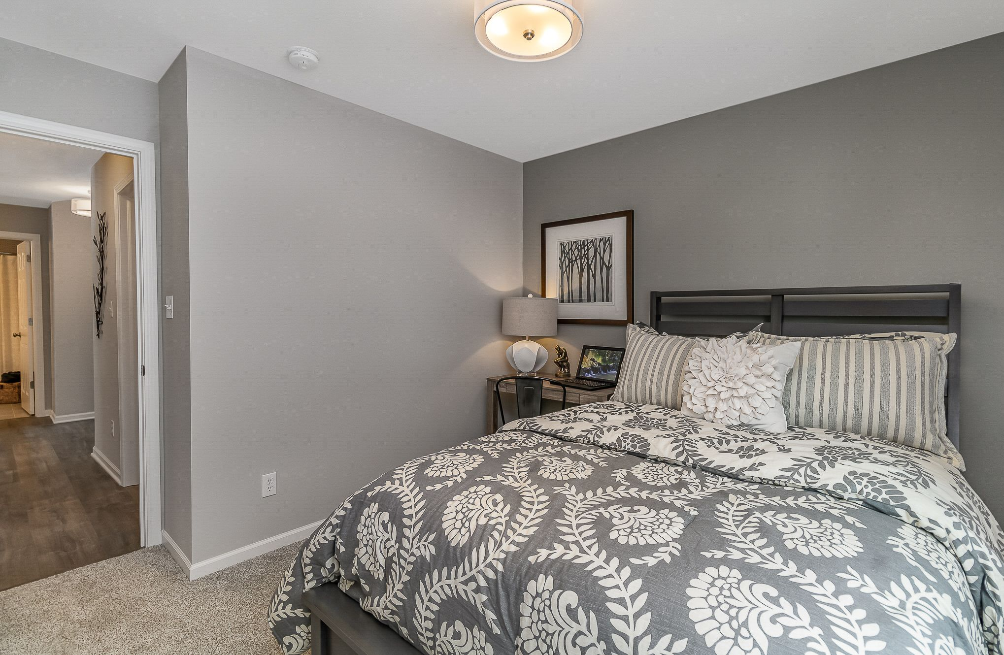 Bedroom featured in the Cordoba By Olthof Homes in Indianapolis, IN