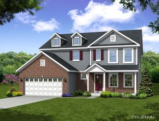 Sonoma - Grant's Corner: Cumberland, Indiana - Olthof Homes