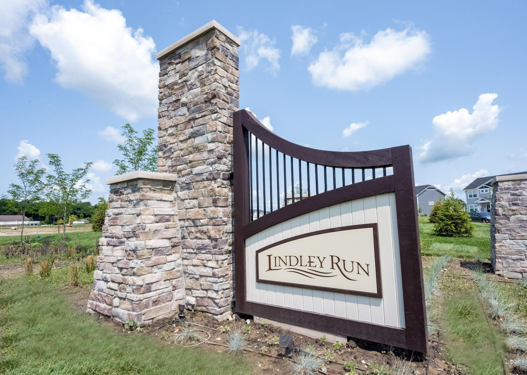 'Lindley Run' by Olthof Homes in Indianapolis