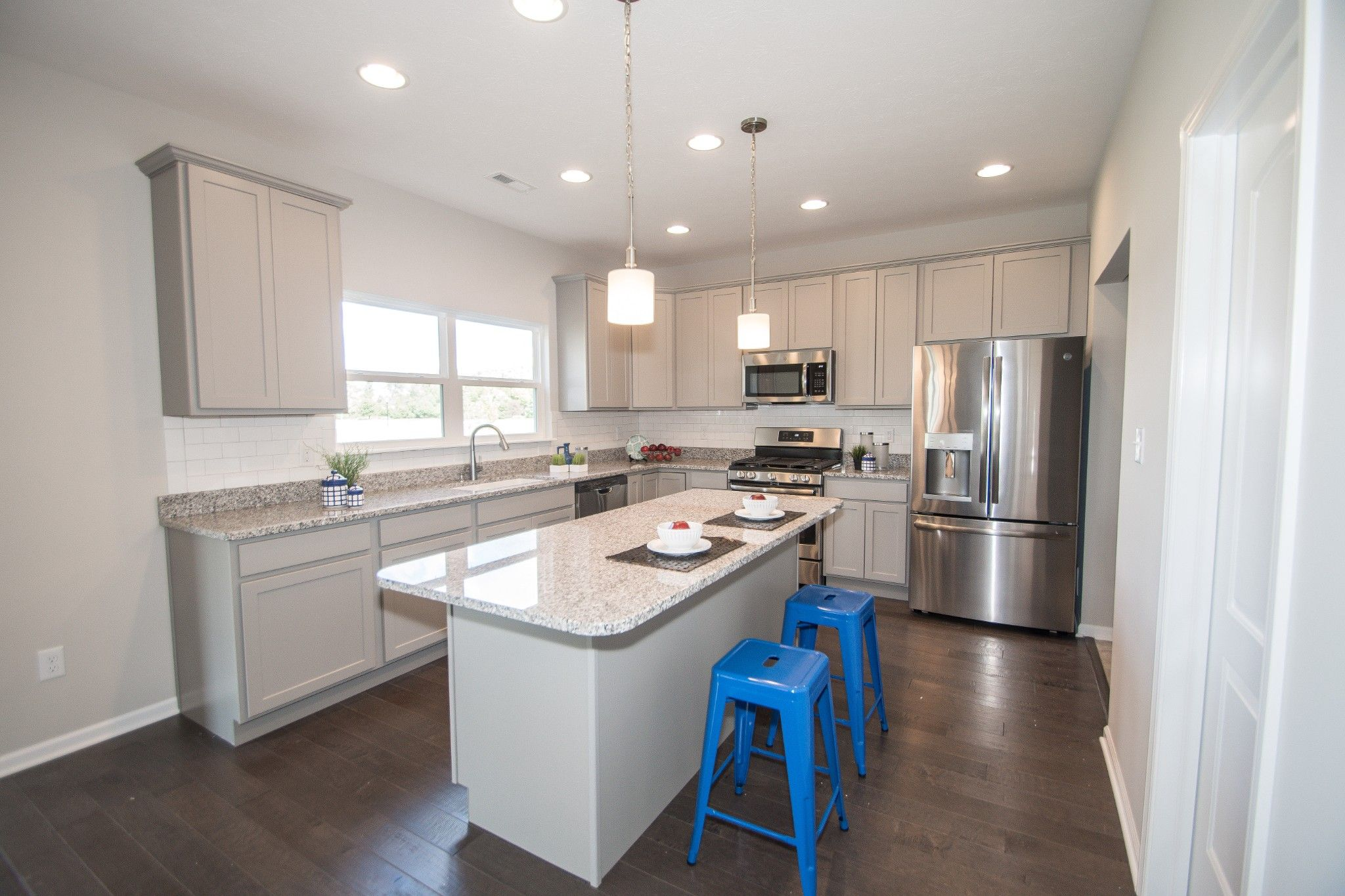 Kitchen featured in the Savannah By Olthof Homes in Indianapolis, IN