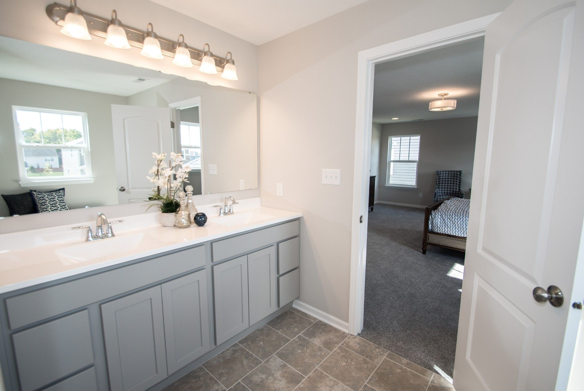 Bathroom featured in the Savannah By Olthof Homes in Indianapolis, IN