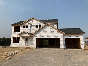 Sedona - Birchwood Farms: Cedar Lake, Illinois - Olthof Homes