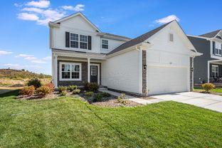Riverton - Ashford Place: Plainfield, Illinois - Olthof Homes