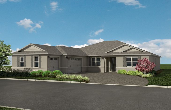 St. Andrews:St. Andrews home at On Top of the World Communities in beautiful Ocala, Florida