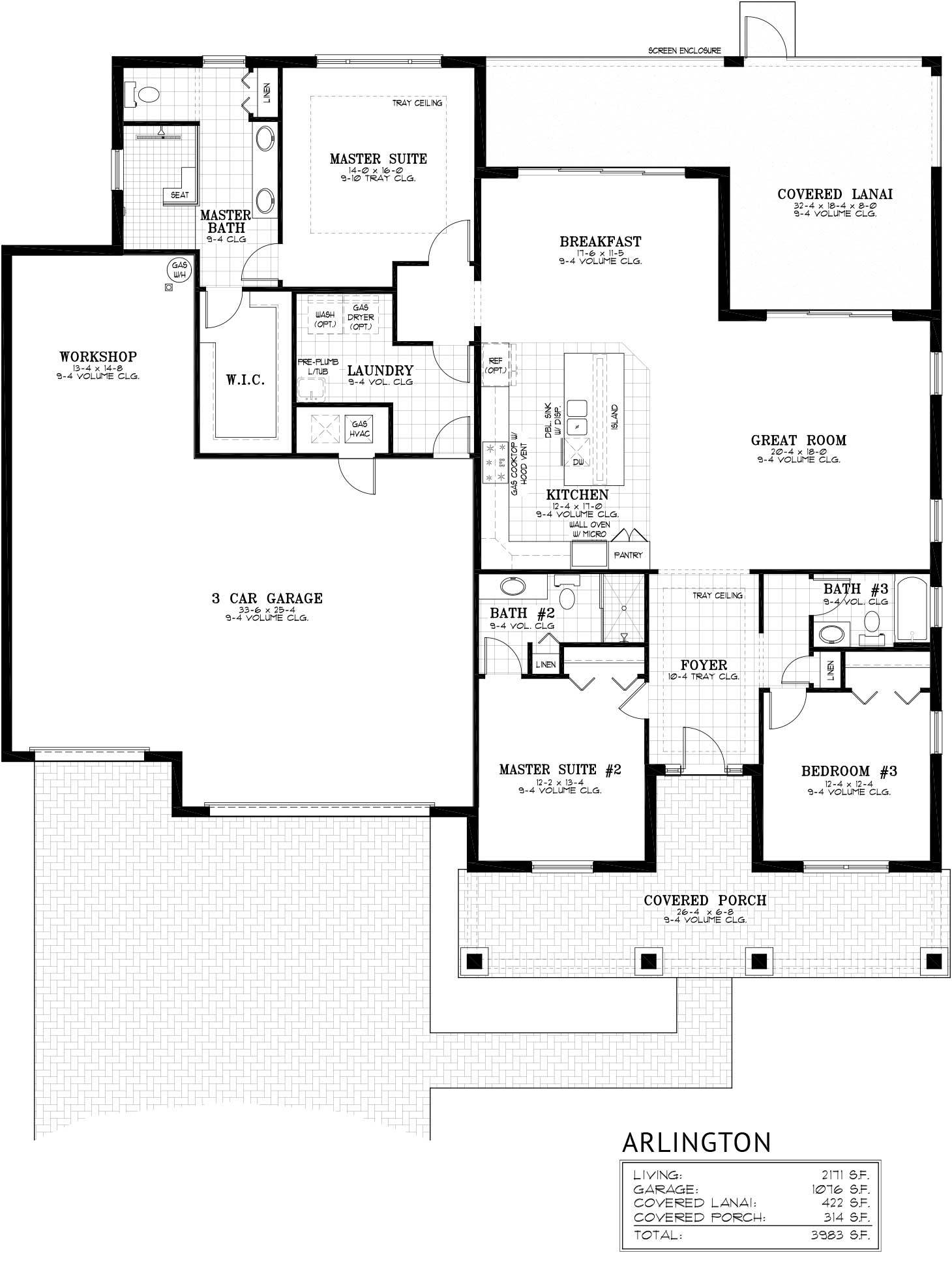 Arlington Plan Ocala Florida 34481
