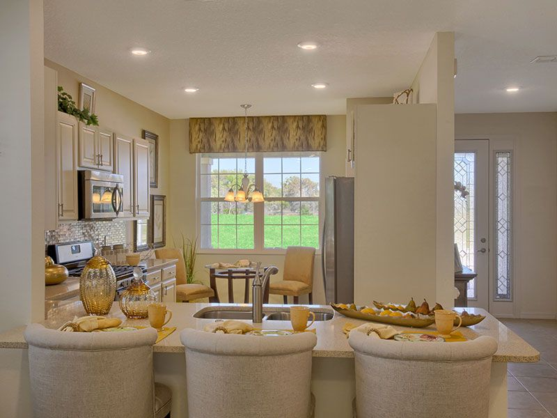 Kitchen featured in the Aster By On Top of the World Communities in Ocala, FL