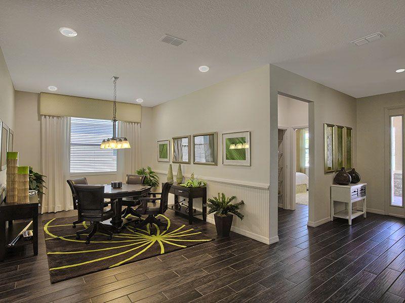 Living Area featured in the Crescent Ridge - Ginger By Colen Built Development, LLC in Ocala, FL
