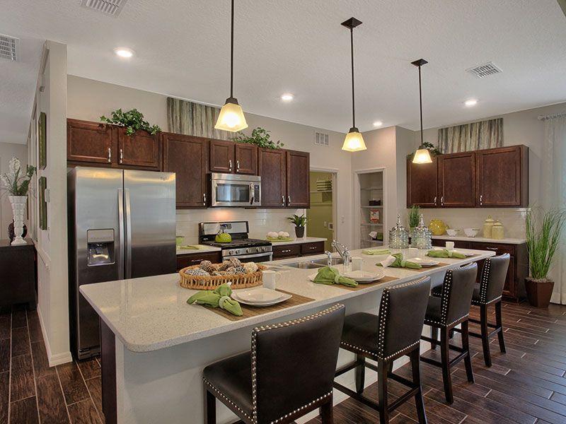 Kitchen featured in the Crescent Ridge - Ginger By Colen Built Development, LLC in Ocala, FL