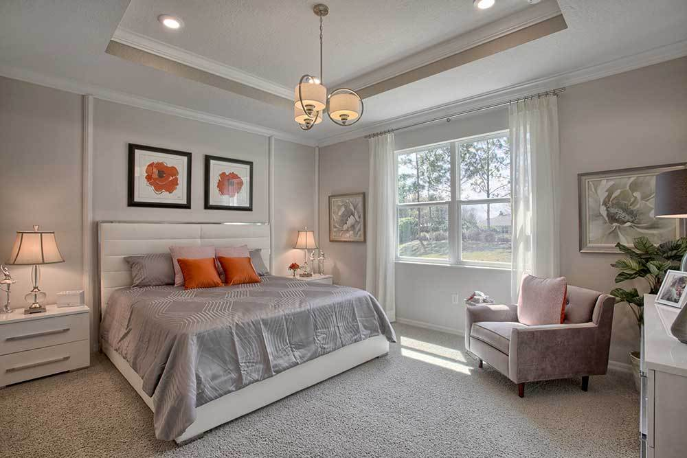 Bedroom featured in the Orchid By On Top of the World Communities in Ocala, FL
