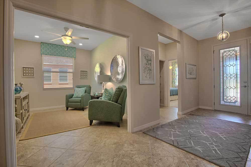 Living Area featured in the Crescent Ridge - Sunflower By Colen Built Development, LLC in Ocala, FL
