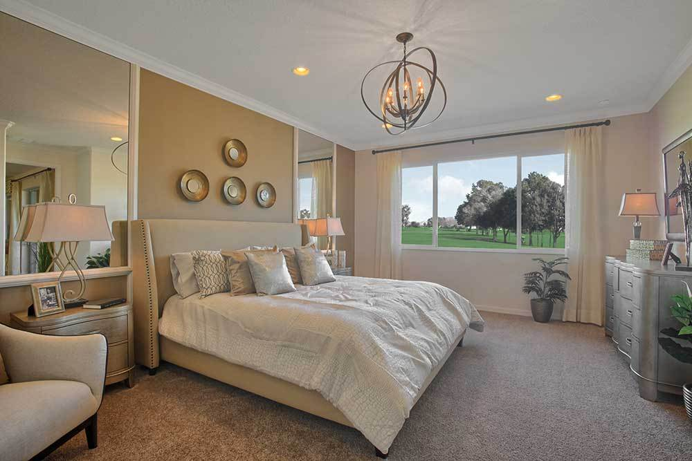 Bedroom featured in the Willem By On Top of the World Communities in Ocala, FL