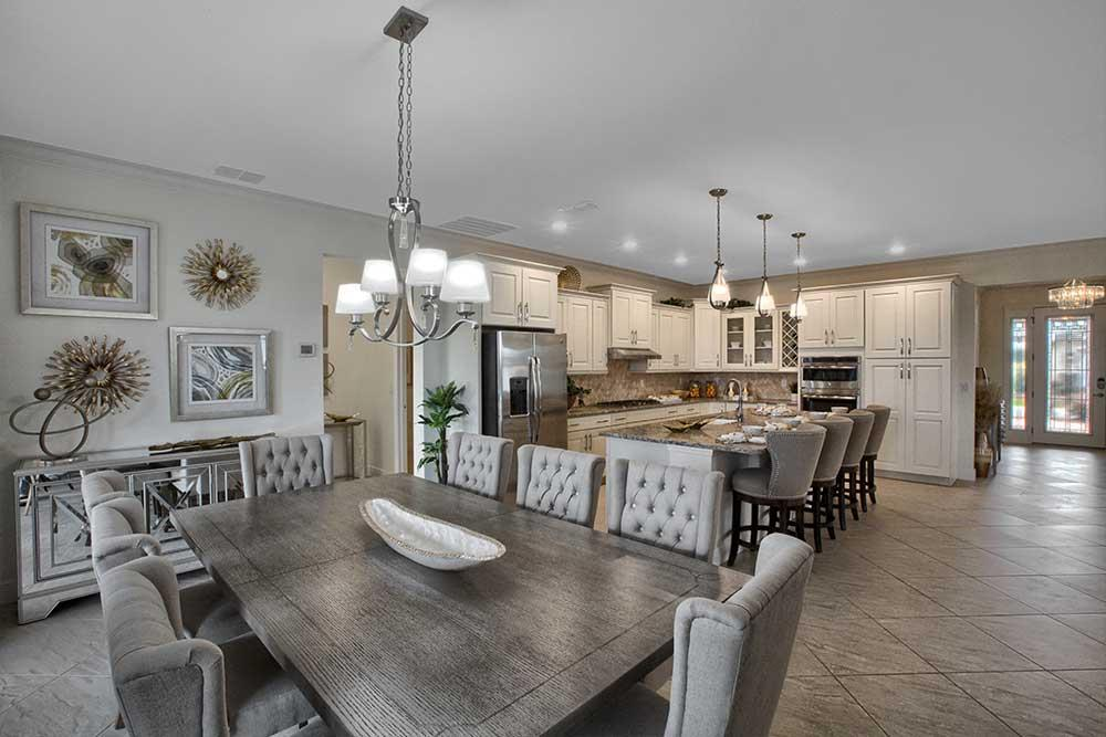 Kitchen featured in the Candler Hills - Arlington By Colen Built Development, LLC in Ocala, FL